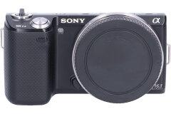 Tweedehands Sony Nex-5n Body Zwart CM8533