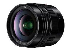 Panasonic Leica DG Summilux 12mm f/1.4 ASPH - Zwart