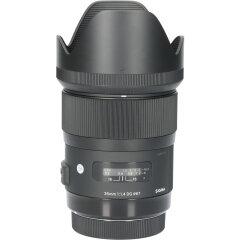 Tweedehands Sigma 35mm f/1.4 DG HSM Art Canon CM2017