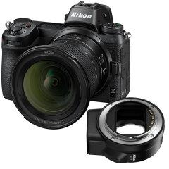 Nikon Z7 + 14-30mm f/4 + FTZ Adapter Kit