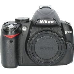Tweedehands Nikon D3000 Body CM3762