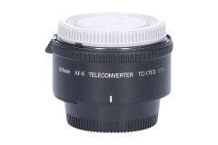 Tweedehands Nikon TC-17E II alleen voor AF-S objectieven Sn.:CM5255