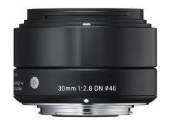 Sigma 30mm f/2.8 DN Art Sony E - Zwart