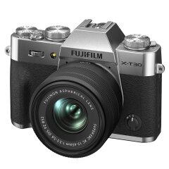 Fujifilm X-T30 II Zilver + XC 15-45mm