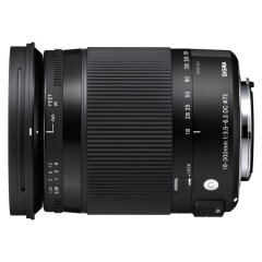 Sigma 18-300mm f/3.5-6.3 DC OS HSM Macro Contemporary Nikon