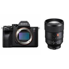 Sony A7R IV + Sony FE 135mm f/1.8 GM