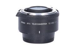 Tweedehands Nikon TC-17E II alleen voor AF-S objectieven Sn.:CM7350