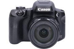 Tweedehands Canon PowerShot SX70 HS Black Sn.:CM6330