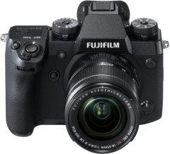 Fujifilm X-H1 + XF 18-55mm