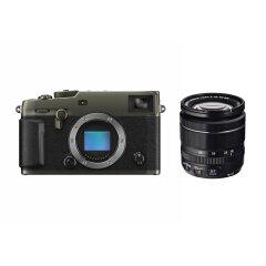Fujifilm X-Pro3 Titan Dura Zwart + XF 18-55mm f/2.8-4.0 R LM