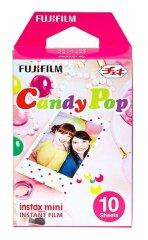 Fujifilm Instax Mini Colorfilm Candy Pop Enkelpak