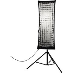 Nanlite Eggcrate Grid for Assymetric Softbox 110x45cm