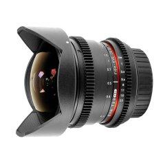 Samyang 8mm T3.8 Fisheye VDSLR CS-II Olympus 4/3
