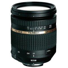 Tamron SP 17-50mm f/2.8 Di II VC Canon