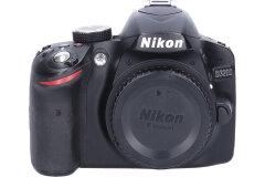 Tweedehands Nikon D3200 Body CM7751