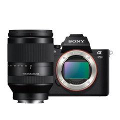 Sony A7 II + 24-240mm