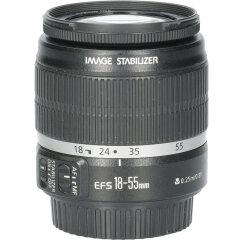 Tweedehands Canon EF-s 18-55mm f/3.5-5.6 IS CM2961