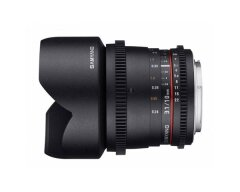 Samyang 10mm T3.1 VDSLR ED AS NCS CS II Sony A
