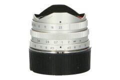 Tweedehands Voigtlander 15mm f/4.5 Super Wide Heliar-M Sn.:CM8015