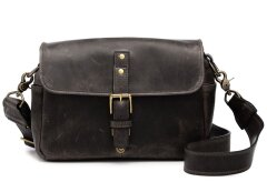 ONA The Bowery Bag Leather Dark Truffle