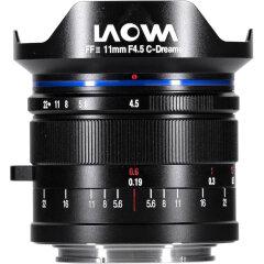 Laowa Venus 11mm f/4.5 FF RL Lens - Sony FE