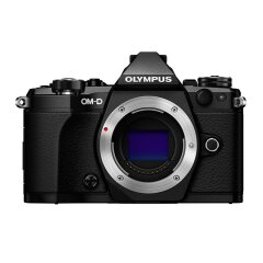 Olympus E-M5 Mark II Body Zwart