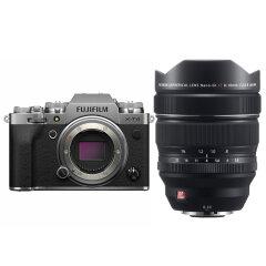 Fujifilm X-T4 Zilver + XF 8-16mm f/2.8 R LM WR