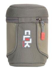 Clik Elite CE201GR Medium Lens Pouch grey