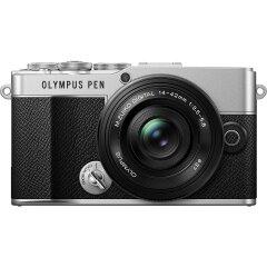 Olympus E-P7 Silver + 14-42mm f/3.5-5.6 EZ