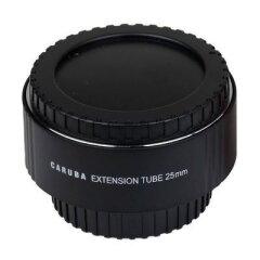 Caruba Tussenring 25mm voor Pentax K Chroom