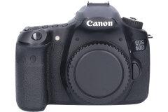 Tweedehands Canon Eos 60D body CM7806