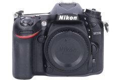 Tweedehands Nikon D7200 Body CM8671