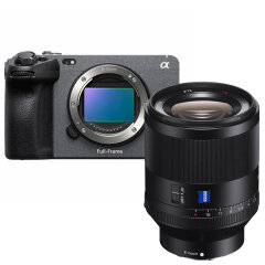 Sony FX3 + FE 50mm f/1.4 ZA