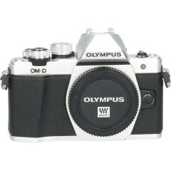 Tweedehands Olympus OM-D E-M10 Mark II Body Zilver CM5006