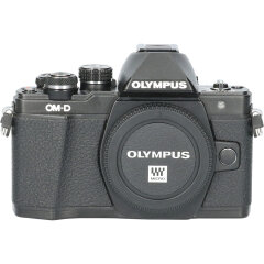 Tweedehands Olympus OM-D E-M10 Mark II Body Zwart CM2083