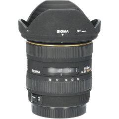 Tweedehands Sigma 10-20mm f/4.0-5.6 EX DC HSM Canon CM2021