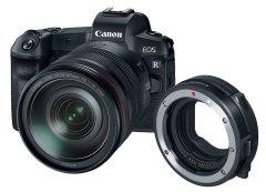 Canon EOS R + RF 24-105mm + EF-RF Adapter PRE ORDER