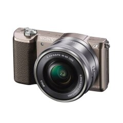 Sony A5100 Bruin + 16-50mm