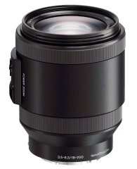 Sony 18-200mm f/3.5-6.3 Powerzoom E-Mount