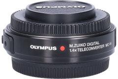 Tweedehands Olympus MC-14 Teleconverter 1.4x Sn.:CM3179