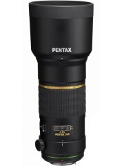 Pentax SMC DA 300mm f/4.0 ED SDM