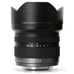 Panasonic Lumix G 7-14mm f/4.0 ASPH