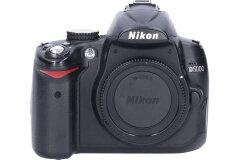 Tweedehands Nikon D5000 Body CM7827