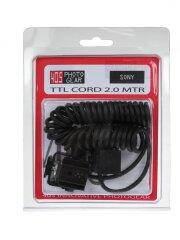 405 Photogear TTL-verlengkabel 2,0m Sony
