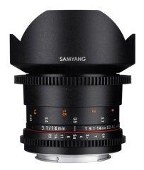 Samyang 14mm T3.1 ED AS IF UMC VDSLR II Olympus FT