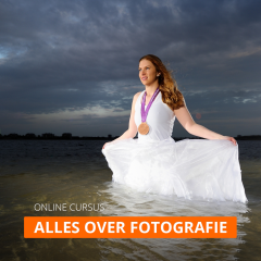 Online cursus: Alles over fotografie (met coaching)