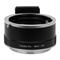 Novoflex Adapter Mamiya 645 naar Fuji G-camera