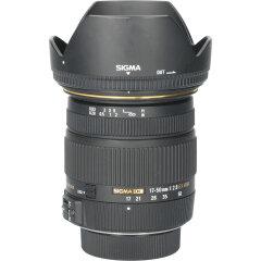 Tweedehands Sigma 17-50mm f/2.8 EX DC OS HSM Nikon CM1127