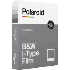 Polaroid Originals B&W instant film for I-type