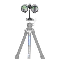 Leofoto BC-03 Verrekijker QR mount voor statief